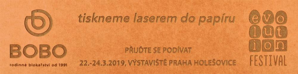 Pozvánka na Festival EVOLUTION 2019
