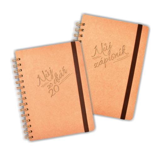 Můj diář a Můj zápisník